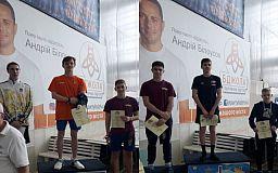 Криворожане завоевали медали на чемпионате по плаванию