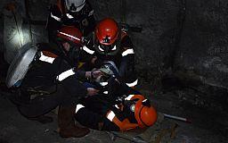 Два человека пострадали в результате ЧП на одном из ГОКов Кривого Рога, - учения спасателей