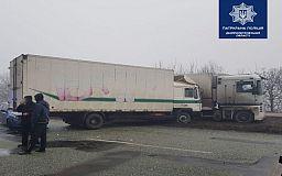 На трассе между Кривым Рогом и Днепром в ДТП попали 7 авто