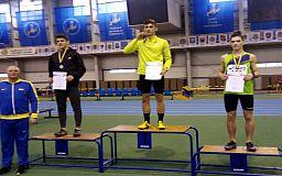 Криворожские спортсмены завоевали медали на Чемпионате Украины по легкой атлетике
