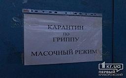 Общий карантин в Днепропетровской области введут, если за полторы недели не снизится рост заболеваемости ОРВИ и гриппом