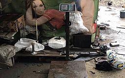 Больше 4 тонн металлолома изъяли правоохранители из двух незаконных пунктов приема