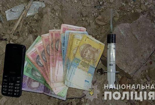 За сутки в Кривом Роге задержали 5 подозреваемых в хранении и продаже опия