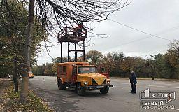 В Кривом Роге временно не ездят троллейбусы из-за обрыва на линии