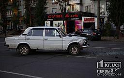 Из-за маневра в неположенном места на проспекте Гагарина случилось ДТП