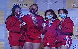 Самбистка из Кривого Рога стала бронзовой призеркой чемпионата мира