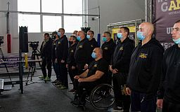 17 військових представили Кривий Ріг на Іграх Нескорених 2.0 ONLINE