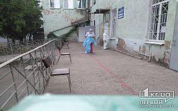 Больше чем у тысячи человек в Кривом Роге подозревают COVID-19