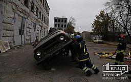 Спасатели разрежут автомобиль в рамках курсов повышения квалификации
