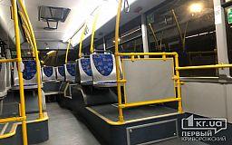 В Кривом Роге закупят запасные запчасти для троллейбусов