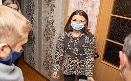116 дітей-сиріт Дніпропетровської області отримали власні оселі