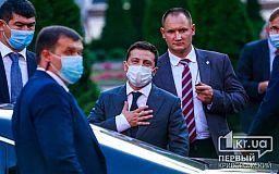 Зеленский сегодня приедет в Кривой Рог, прессу снова не пригласили