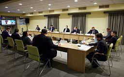Президент Украины поддержал программу развития Кривого Рога Дмитрия Шевчика