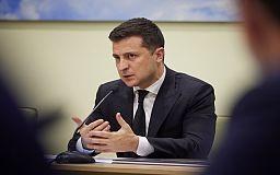«Жизнь в Украине должна быть комфортной, безопасной и современной», - Владимир Зеленский