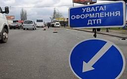 В Кривом Роге произошло ДТП с участием «БелАЗа», «КрАЗа» и «МАЗа»