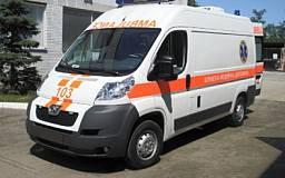 На Днепропетровщине увеличат число спецавтомобилей «скорой помощи»