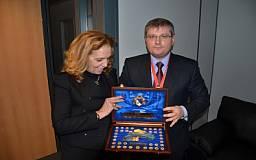 Весной 2012 года состоится презентация Днепропетровщины в ведущих городах Европейского Союза