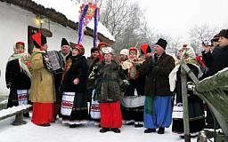 В Кривом Роге пройдет театрализованное празднование рождества в традиционном народном стиле «вертеп»