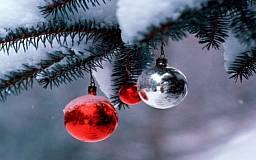 В новогоднюю ночь обещают снег и мороз