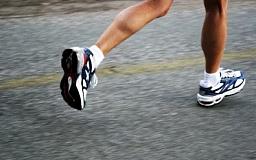 В Кривом Роге прошла первая  в 2012 году  акция за здоровый образ жизни