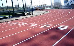 В Кривом Роге состоялось первенство по легкой атлетике