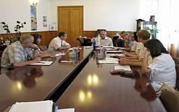 Председатель правления «Кривбассжелезрудкома» подвел итоги работы комбината в прошлом году