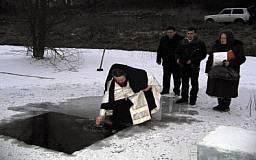 Днепропетровская область готовится к празднованию Крещения