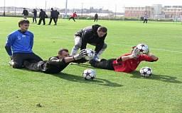 Сегодня «Кривбасс» проведет свою первую контрольную игру в Турции
