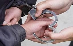 Задержаны преступники спалившие служебный автомобиль ГАИ