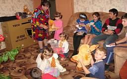 На протяжении 2011 года в области создано 20 детских домов семейного типа