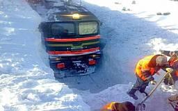 Сложные погодные условия не повлияли на работу ПЖД