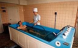 Радоновое отделение больницы №11 станет ведущим центром радоновой терапии в Украине