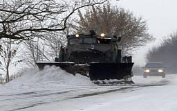 МЧС-ники Днепропетровщины спасли из снежных ловушек 20 человек (ФОТО)