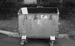 В Днепродзержинске на мусорнике обнаружен труп новорожденного ребенка