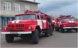 В результате пожара в Кривом Роге погиб четырехлетний мальчик