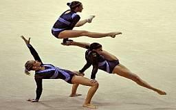 Криворожские акробаты привезли уйму медалей с международного турнира