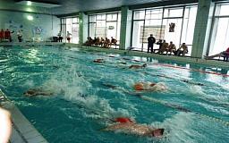 В Кривом Роге состоялись соревнования по плаванию среди ветеранов