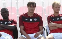 Еще один футболист «Кривбасса» отправился играть в Ахтырку