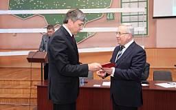Криворожанин Николай Ищенко избран вице-президентом Академии горных наук Украины