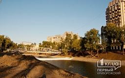 Русло Старой Саксагани будут промывать водой из Дзержинского водохранилища