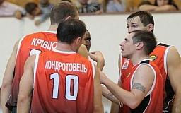 «Политехника» вырвала победу у «Кривбассбаскета»