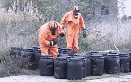 Израильская компания поможет Кривому Рогу в утилизации химикатов