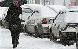 ГАИ Украины предупреждает автолюбителей об ухудшении погодных условий