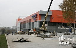 Спецпроект. Строительство торгового центра на мкрн. «5-ый Заречный» (выпуск 4)