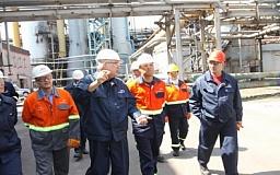 Госгорпромнадзор указал руководству «АрселорМиттал Кривой Рог» на ошибки в сфере охраны труда