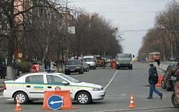 В связи с приездом президента Украины в Кривой Рог, будет перекрыто несколько проспектов и улиц города