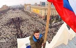 Пророссийские настроения и провокации в городах-«сепаратистах» реализуют жители России, - СМИ.