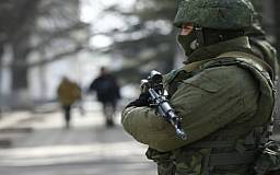 В Крыму уже 15 тыс. российских военных