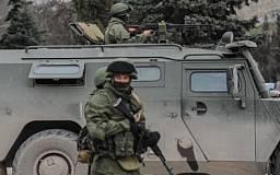 Российские военные угрожают Крыму «настоящим штурмом» и тут же отрицают данное заявление