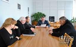 Рада Майдана Кривого Рога продолжила конструктивный диалог с властью